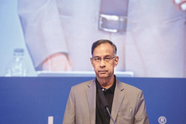 Seshasayee, along with three other directors, quit from the board of Infosys recently. Photo: Mint