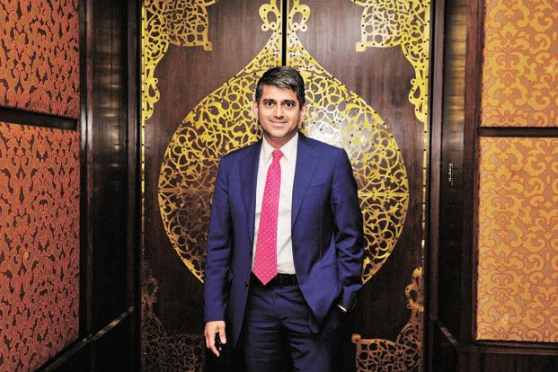 Genesis Colors managing director Sanjay Kapoor. Photo: Priyanka Parashar/Mint