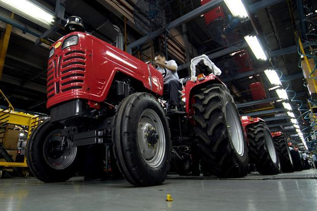 Mahindra and Mahindra Financial Services Ltd, or Mahindra Finance, is an NBFC that provides auto loans primarily for purchasing tractors, utility vehicles and cars. Photo: Bloomberg