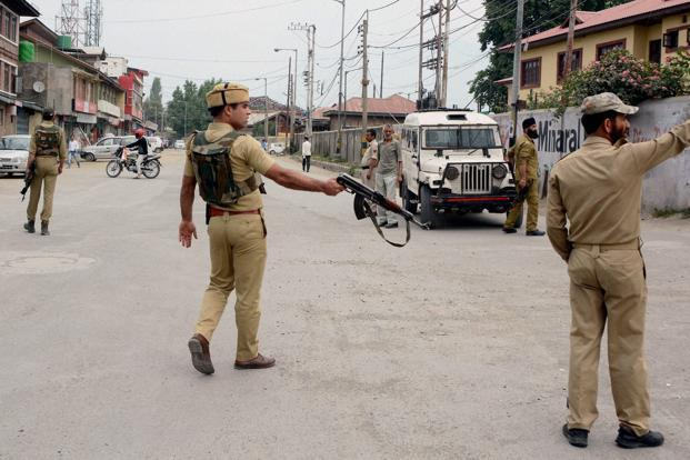 Two HM terrorists neutralised by security forces