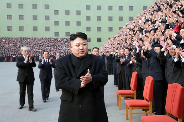 "Believed to be in his early 30s, the Western-educated Kim Jong Un has carried out the majority of North Korea's nuclear tests while railing about America's ""reckless moves"" toward a war. Photo: AFP"