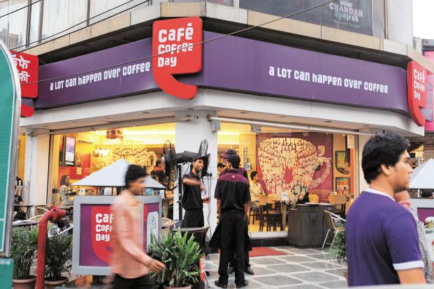 Coffee Day Enterprises runs the popular Cafe Coffee Day chain. Photo: Hindustan Times