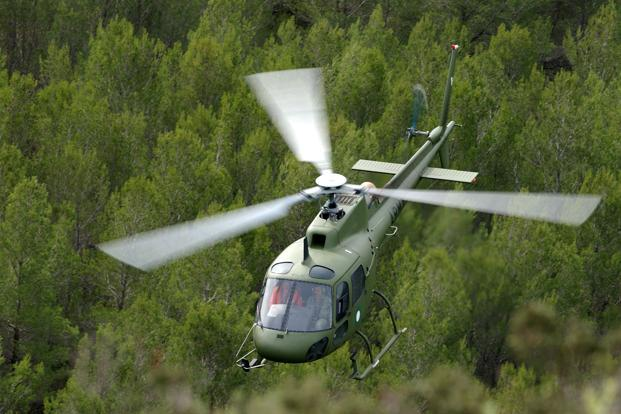 Advanced Light Helicopter crashes in Ladakh; all crew members safe