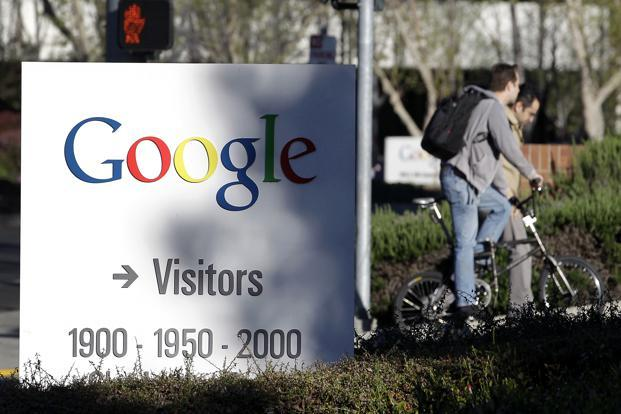 Google's sponsored search auction introduced in 2002 required that instead of paying its own bid, a winning bidder pays the amount bid by the bidder just below it. Photo: Bloomberg