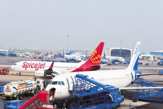 In the letters, the Federation of Indian Airlines (FIA) mentioned parts including engines, tyres and cooling fans. Photo: Ramesh Pathania/Mint
