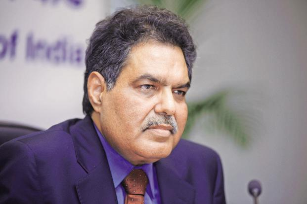 Sebi chairman Ajay Tyagi. Forty-two asset management companies (AMCs) in India manage nearly Rs20 trillion spread across 2,000 mutual fund schemes, which, according to Sebi, is disproportionately high. Photo: Abhijit Bhatlekar/Mint
