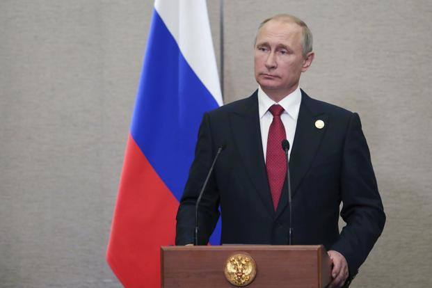 Russian president Vladimir Putin calls Washington's demand for a vote on new UN sanctions 'useless', while US president Donald Trump promises Japan and South Korea new advanced arms. Photo: AP
