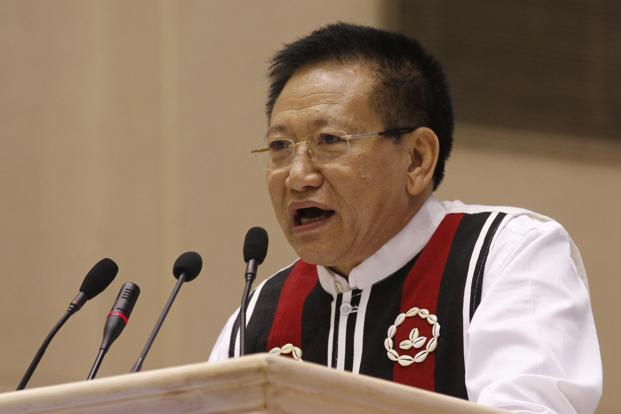 Nagaland chief minister, T.R. Zeliang, in end-July appointed nine advisers with cabinet rank, 26 parliamentary secretaries, besides the dozen cabinet ministers. Photo: HT