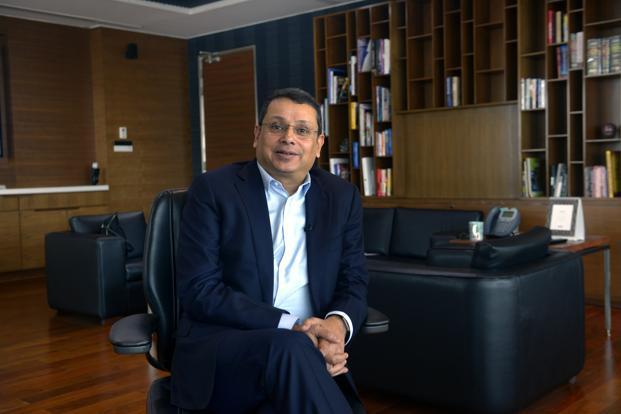 Star India CEO Uday Shankar says the firm has agreed to pay to BCCI Rs16,347.5 crore for five years for the global IPL media rights—both digital and television. Photo: Abhijit Bhatlekar/Mint