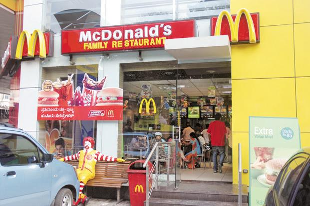 McDonald's India, on 21 August, had terminated its franchise agreement for 169 restaurants across north and east India with CPRL.  Photo: Hemant Mishra/Mint