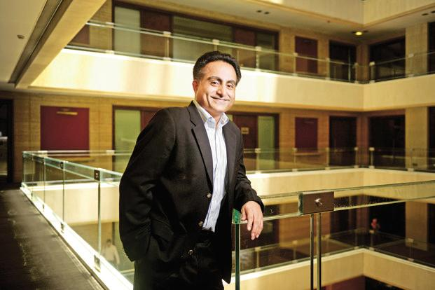 Avnish Bajaj, founder and managing director, Matrix Partners India. Photo: Abhijit Bhatlekar/Mint