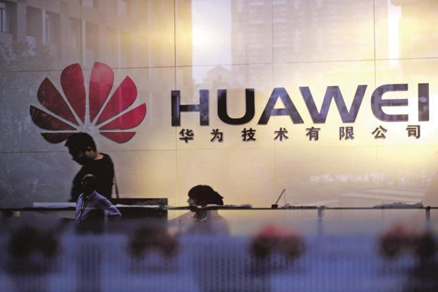 For the first time, China's Huawei has overtaken Apple in global smartphone sales, though this ranking could revert to its old position, given that the latter is ready to launch its new generation iPhone 8 in a few days. Photo: AFP