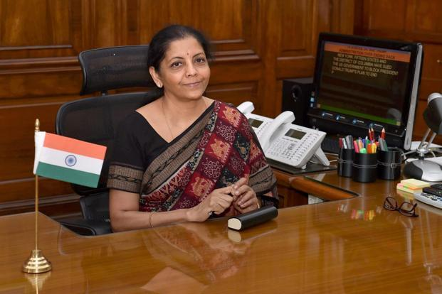 Image result for Defence Minister Nirmala Sitharaman images