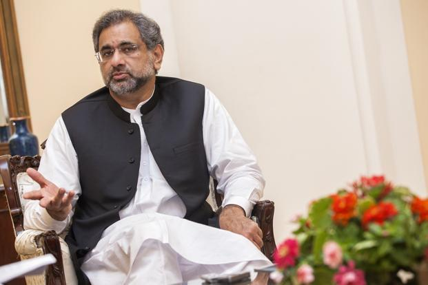 "Prime Minister Shahid Khaqan Abbasi said the government won't seek another IMF bailout package and is poised to introduce ""radical"" tax reforms. Photo:"