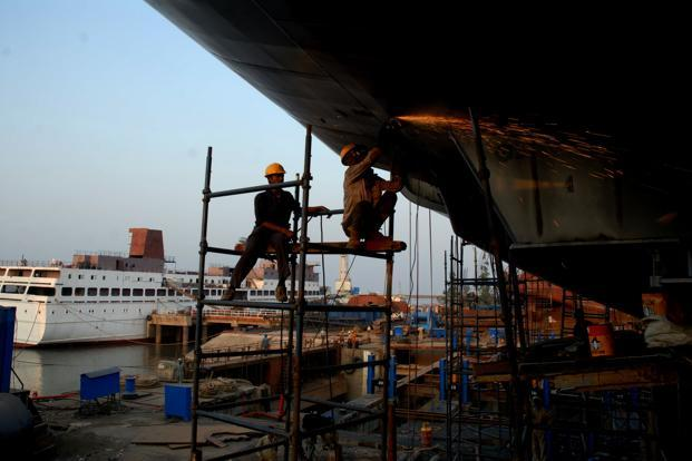 The Rs730-crore project envisages upgrading of 70 yards. File photo: Mint