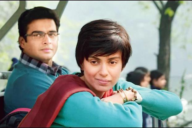 Datto from 'Tanu Weds Manu Returns' (2015) I wore Datto's wig and buck teeth and mingled with people in the DU campus and they didn't figure out it's me.