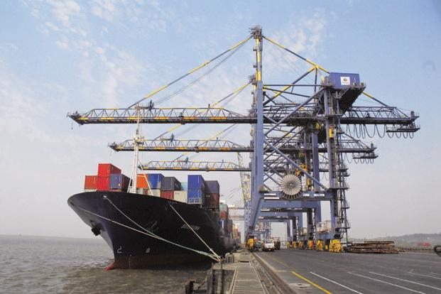 India's export to Singapore grew by 23% in the last fiscal though overall exports grew by only 4%. Photo: Mint