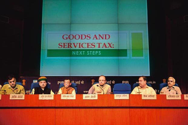 This was the third meeting of the GST Council since the launch of the indirect tax regime on 1 July and the 21st since it was set up in September last year. Photo: Mint