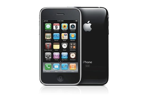 iPhone 3GS (2009)