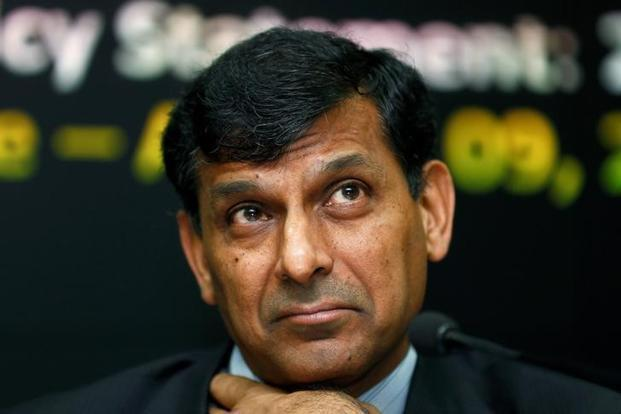 Raghuram Rajan said he did not 'knock at the door' of the government to say he needed an extension but had 'indicated a willingness to stay on' to address bad loans in the banking system. Photo: Reuters