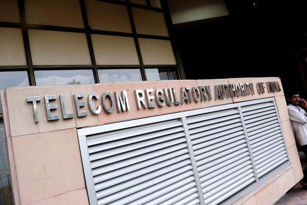 Trai has recommended that the entry fee of Rs1.65 lakh for 10 years of duration of licence shall be applicable to the new permit. Photo: Mint