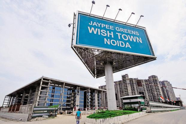Jaypee Infratech Ltd, Wish Town's developer, is among the first 12 corporates that the RBI pushed into insolvency court after it was armed this May with new powers to expedite resolution of India's more than $180 billion in soured debt. Photo: Ramesh Pathania/Mint