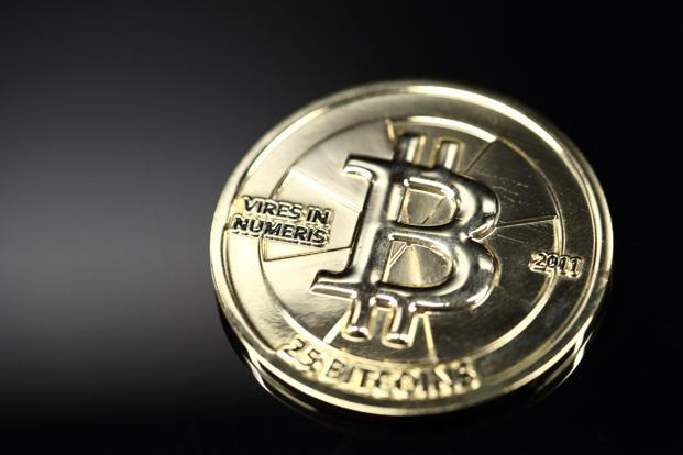 Bitcoin has jumped about 600% in dollar terms over the past year, fueling concerns of a bubble. Photo: Bloomberg