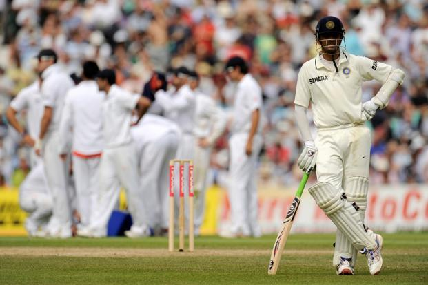 In the investing world, there is an old adage, 'Evaluate lots of deals, do very few', and that essentially is a leaf out of the Rahul Dravid playbook. Photo: Reuters