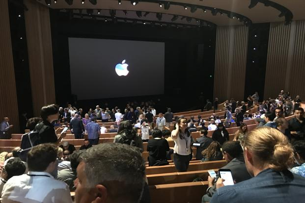 The Steve Jobs Theater. Photo: Vishal Mathur/Mint