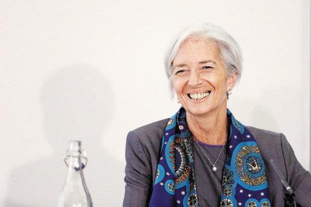 IMF MD Christine Lagarde has recently spoken about the need for boosting productivity in the Asia-Pacific region and 'the transformative power of trade' for doing so via innovation-sharing. Photo: Bloomberg