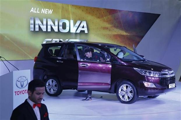 Toyota has increased the price of Innova Crysta by around Rs78,000