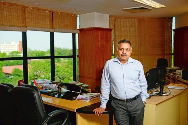 Food Safety and Standards Authority of India (FSSAI) chief executive Pawan Agarwal. Photo: Pradeep Gaur/Mint