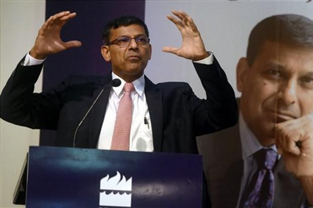 Raghuram Rajan said decisions need to be made by those who understand the banking system, rather than necessarily by bureaucrats. Photo: PTI