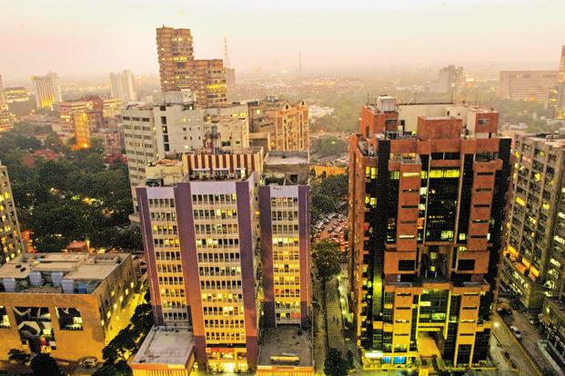 So far in 2017, more than $2 billion worth of foreign investment deals in commercial real estate have been closed—mainly to acquire stakes in projects and companies. Photo: Ramesh Pathania/Mint