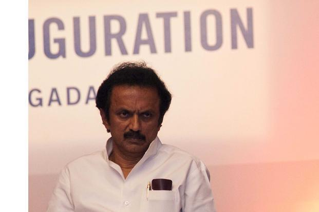 The petition, filed by DMK working president M.K. Stalin, wanted the floor test to be held under the supervision of an independent observer appointed by the high court. Photo: Mint