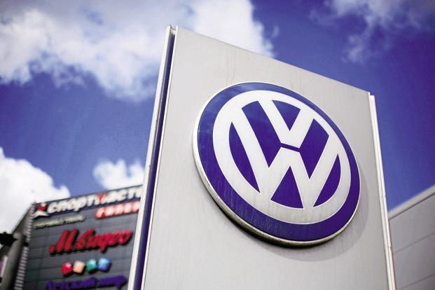 By 2025, Volkswagen aims to have 50 purely battery-powered vehicles and 30 hybrid models in its lineup. Photo: Bloomberg