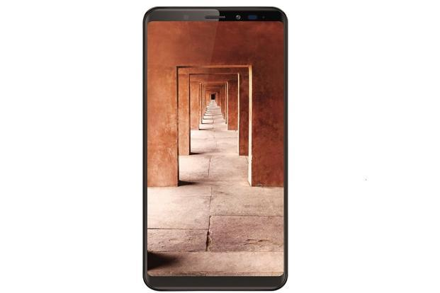 Micromax is the first Indian phonemaker to take advantage of the thin bezel concept.