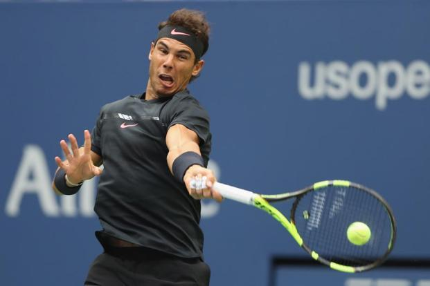 Rafael Nadal has won 16 Grand Slam singles titles. Photo: AFP