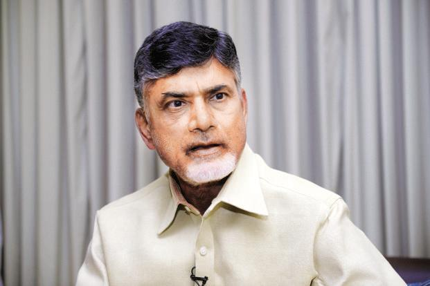Andhra Pradesh chief minister N. Chandrababu Naidu has also stressed on the need to improve the literacy rate in the state. Photo: Abhijit Bhatlekar/Mint