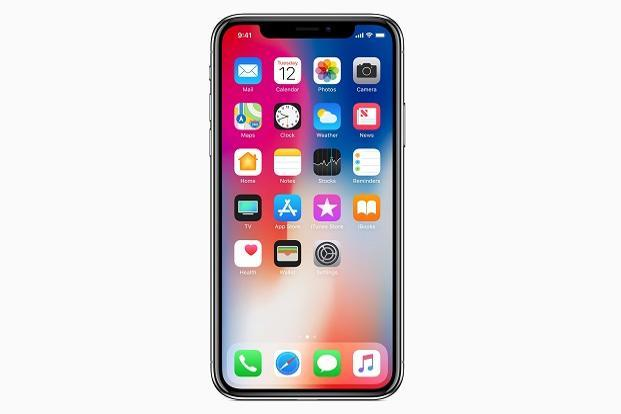 The iPhone X is the first smartphone with practically no bezels, barring a tiny strip on top, to accommodate the front camera and the face ID sensor.