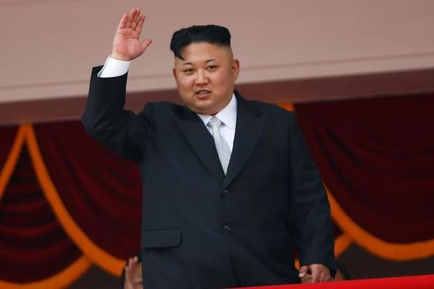 A file photo of North Korean leader Kim Jong- un. Photo: Reuters