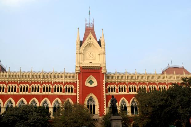 A file photo of Calcutta high court. Photo: Indranil Bhoumik/Mint