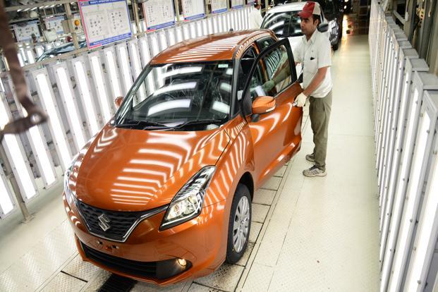 Maruti is now the 11th largest auto maker in the world with a market capitalization of $38.49 billion, racing ahead of peers such as Audi AG, Renault SA, Subaru Corp. and Hyundai Motor Co. Photo: Ramesh Pathania/Mint