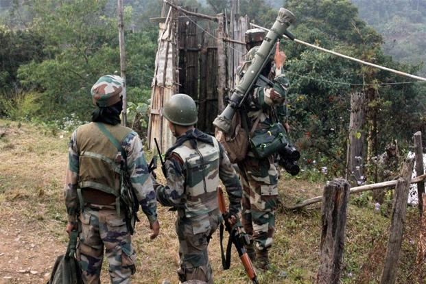 On the morning of 12 September, NSCN (I-M) killed five members of a coalition of Manipuri rebels allied to its arch rivals, NSCN's Khaplang faction. File photo: PTI
