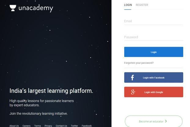 Started as a YouTube channel back in 2010, Unacademy was setup as a company in 2015.