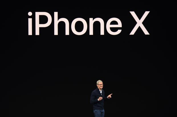 Even if many consumers balk at the $1,000-and-up price , introducing a new model of super-luxury iPhone for the first time—with a cost to match—is the type of clever pricing strategy that keeps Apple thriving even if there's lacklustre demand for its products. Photo: AFP