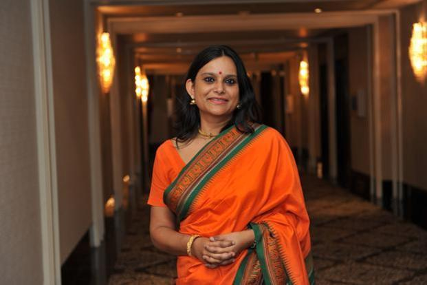 Abanti Sankaranarayanan has been a member of the board of governors of The Advertising Standards Council of India (ASCI) for four years. Photo: Mint