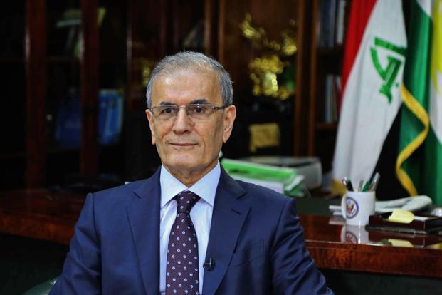 Kirkuk governor says Iraqi parliament vote to remove him 'unlawful'