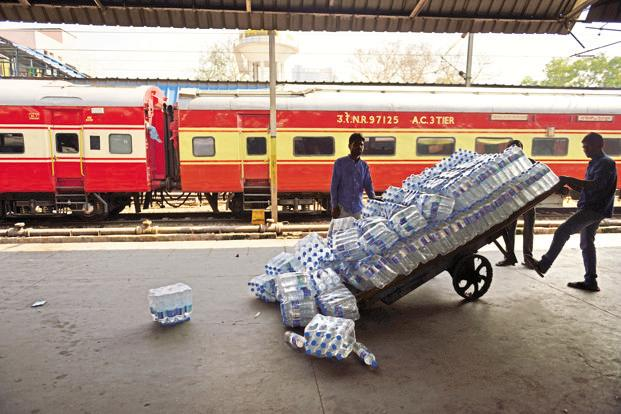 File photo. The incident is the latest in a series of rail accidents in this month. Photo: Pradeep Gaur/Mint