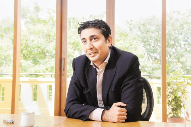 Rishad Premji attributed Wipro's current below-par performance to poor execution, but said the initiatives taken by CEO Abidali Neemuchwala should help the company match industry growth numbers by the end of the current fiscal year. Photo: Hemant Mishra/Mint